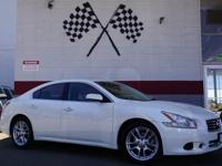 Options:  2013 Nissan Maxima 3.5 S 4Dr Sedan|Pearl