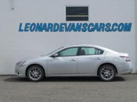 Options:  2013 Nissan Maxima 3.5 S|Silver|89|345