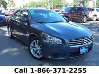 2013 Nissan Maxima 3.5 S Features: Warranty - Keyless