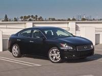 Come test drive this 2013 Nissan Maxima! Very clean and