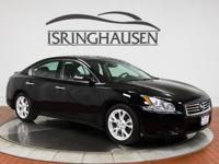 This loaded 2013 Nissan Maxima arrives on trade from