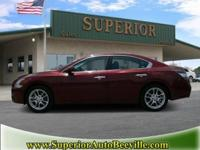 2013 Nissan Maxima 4dr Car 3.5 S. Our Location is: