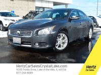 Exterior Color: slate, Body: Sedan, Engine: 3.5L V6 24V