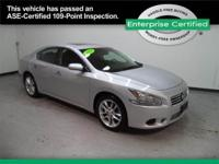 2013 Nissan Maxima S S Our Location is: Enterprise Car