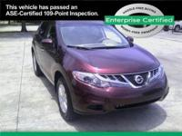 2013 Nissan Murano 2WD 4dr SL Our Location is: North