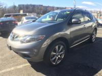 Elegantly expressive, this 2013 Nissan Murano will