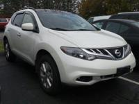 2013 Nissan Murano S New Price!18' Aluminum Alloy