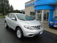 ** CLEAN ONE OWNER CARFAX** MURANO S, AWD, V6, 18 ALLOY