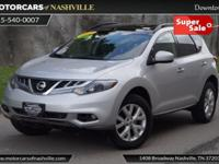 This 2013 Nissan Murano 4dr AWD 4dr SL features a 3.5L