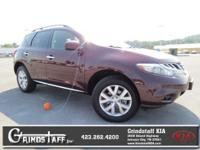 PREMIUM & KEY FEATURES ON THIS 2013 Nissan Murano