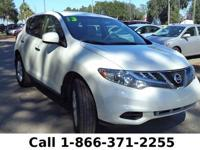 2013 Nissan Murano S Features: Warranty - Push Button