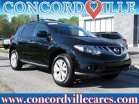 AWD! Gasoline! THIS IS A CERTIFIED NISSAN.Concordville