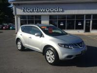 Northwoods Nissan is pleased to be currently offering