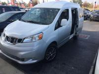 Looking for a clean, well-cared for 2013 Nissan NV200?