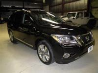 PATHFINDER PLATINUM: 4WD..1 OWNER-LOCAL