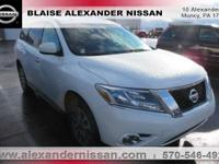 2013 Nissan Pathfinder SV Williamsport area. LOCAL