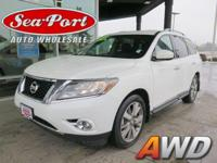 Tried-and-true, this Used 2013 Nissan Pathfinder