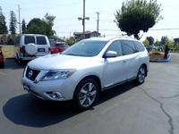 This 2013 Nissan Pathfinder PLATINUM is a great option