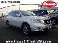 Check out this 2013 Nissan Pathfinder SL. Its Variable