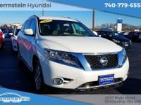2013 Nissan Pathfinder SL This Nissan Pathfinder is