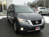 CARFAX One-Owner. Clean CARFAX. Gray 2013 Nissan