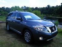 This 2013 Nissan Pathfinder is Equipped With Standard