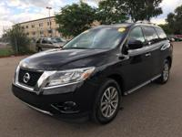 The Nissan Pathfinder is a mid sized Truck/SUV. Some