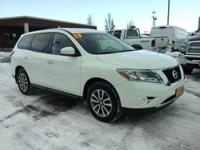 This 2013 Nissan Pathfinder S is offered to you for