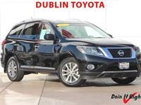 Dublin Toyota is pleased to offer this 2013 Nissan