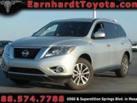 We are excited to offer you this roomy 2013 Nissan