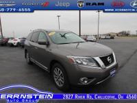 2013 Nissan Pathfinder SL Accident Free AutoCheck
