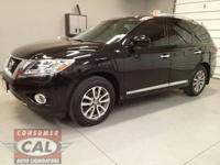 Options:  2013 Nissan Pathfinder 4Wd 4Dr Sl|4-Wheel
