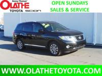 Options:  2013 Nissan Pathfinder Sl|Black/|V6 3.5L