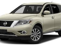 Options:  2013 Nissan Pathfinder Sv|Miles: 67911Color: