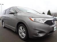 Come test drive this 2013 Nissan Quest! Generously