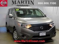 Carfax 1 owner!!! This 2013 Nissan Quest S is proudly