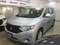 Looking for a clean, well-cared for 2013 Nissan Quest?