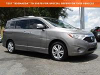 CARFAX One-Owner. Clean CARFAX.2013 Nissan Quest 3.5 SL