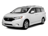 2013 Nissan Quest 3.5 SL 3.5L V6 DOHC 24V Please