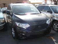 THIS VAN IS READY FOR THE ROAD . . . 2013 NISSAN QUEST