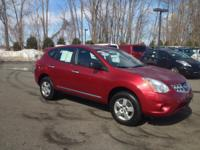 You are looking at a 2013 Nissan Rogue S that could be