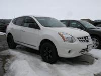 BEAUTIFUL WHITE AND RIGHT ROGUE S AWD WITH ONLY 50000