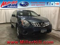 2013 Nissan Rogue S Crossover 2.5L 4cyls ready and