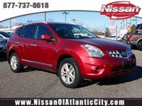 Come see this 2013 Nissan Rogue SV. Its Variable