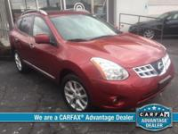 EPA 27 MPG Hwy/22 MPG City! CARFAX 1-Owner, Excellent