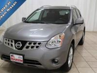 This 2013 Nissan Rogue is a tech marvel with all the