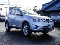 One Owner Clean Carfax AWD SUV with Power Driver Seat!