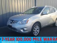 This 2013 Nissan Rogue SL is proudly offered by