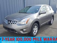 This 2013 Nissan Rogue S is proudly offered by Hertrich