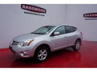 Get ready to go for a ride in this 2013 Nissan Rogue SV